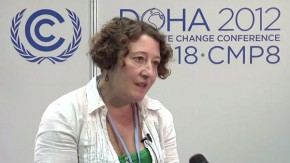 COP18: Ambition lacking at COP18, warns Greenpeace's Ruth Davis