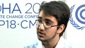 COP18: Youth engagement critical in Middle East