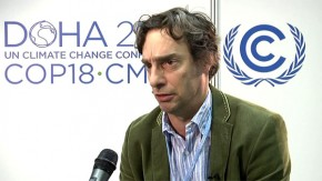 COP18: Politicians must tackle food security now and not look to 2050