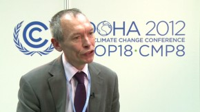 COP18: Wales partners with Lesotho on climate change mitigation and adaptation
