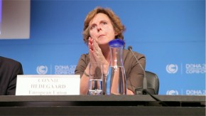 COP18: Hedegaard – EU commited to global climate deal