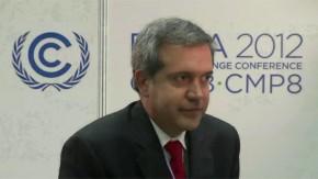 COP18: Rodrigo de Villasante Herbert, Consejero Nacional, Cruz Roja Mexicana