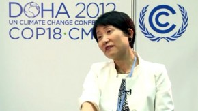 COP18: GEF – We must face fact that world is heading towards dangerous climate change