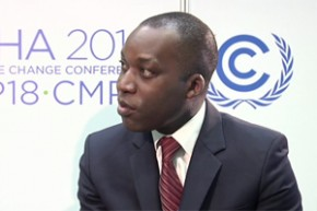 COP18: Clean technologies helping to rehabilitate Angola