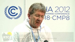 COP18: Putting the human face on our disappearing island states