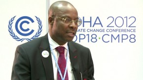 COP18: African countries stronger now they speak with one voice