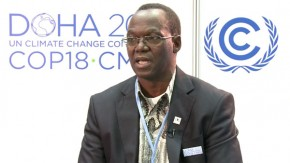 COP18: Jean Sibiri Ouedraogo, Head of the Department of Research in Agriculture & Environment in CILSS