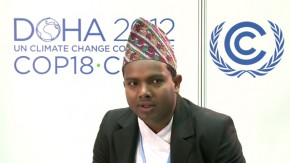 COP18: Nepal's Dalit communities fight for climate adaptation aid