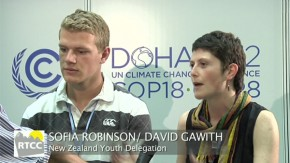 COP18: Bringing under-represented youth voices to the UN climate talks