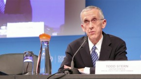 COP18: 'Gas Revolution' aiding US climate action, says Todd Stern