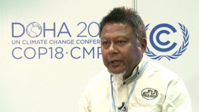 COP18: Ignoring indigenous knowledge is a missed opportunity