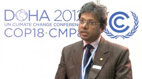 COP18: Living in disaster prone Bangladesh