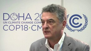 COP18: We must mobilise climate finance for worlds most vulnerable, says GEF