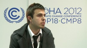 COP18: The two side of Australia's climate change debate