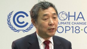 China's climate chief calls for increase in low carbon technology transfer