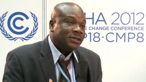 African anger at lack of climate finance