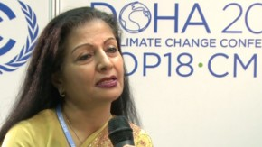 Lakshmi Puri: Gender equality key to addressing climate