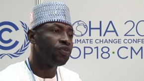 Poverty alleviation key to cutting Nigeria's emissions