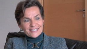 Figueres: sense of climate urgency is increasing