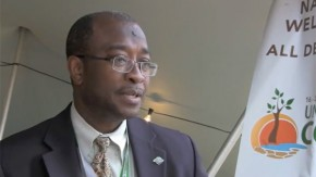 Mohamed Imam Bakarr: economic cost of land degradation overlooked