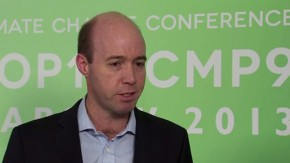 COP19: Jonathan Radcliffe on the importance of energy storage