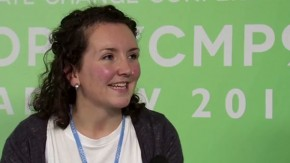 COP19: Lizzy Clark on youth participation at the talks