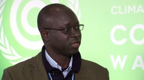 COP19: Emmanuel Seck on financing adaptation in Africa