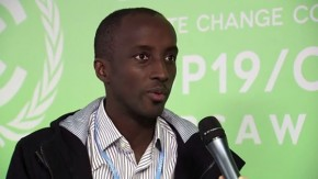 COP19: Edi Assoumou on using system analysis in water-scarce regions in the Middle East