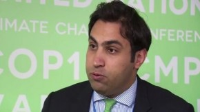 COP19: Ahmad Alhendawi on inspirational youth in climate debate