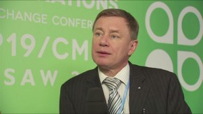 COP19: Alexey Kokorin on Russian climate change attitude