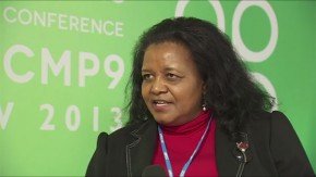 COP19: B.E.E. Molewa reflects post Durban progress