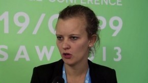COP19: Caroline Richter & Raquel Helene Kleber on interfaith approach to climate change