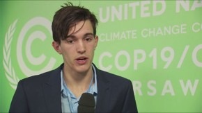 COP19: Darcy Gilligan on Australia setting a bad example