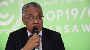 COP19: Dato' Omairi bin Hashim talks about Malaysian green initiative