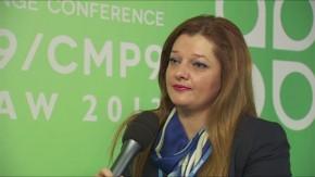 COP19: Dionysia-Theodora Avgerinopoulou, Member of Greek Parliament