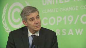 COP19: Edward Helme on public-private financing mechanisms