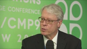 COP19: Frank Cownie, Mayor of City of Des Moines