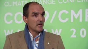 COP19: Golo Joachim Pilz speaks about India's solar power potential