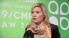 COP19: Ingrid Reumert on energy efficiency