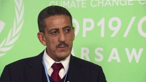COP19: Jameel Mtoor on why Palestine has yet to ratify the UNFCCC