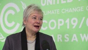 COP19: Joan MacNaughton on importance of energy security