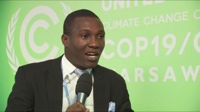 COP19: Kalu O. Chudi on sustainable housing in Nigeria