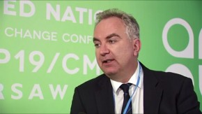 COP19: Karl Rose on energy efficiency and renewables
