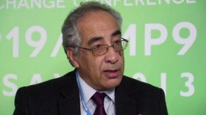 COP19: Nikola Rass & Khatim Kherraz on the Sahara and Sahel