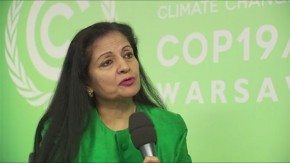 COP19: Lakshmi Puri on the empowerment of women