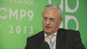COP19: Leo Brincat, Minister of Environment - Malta