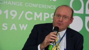 COP19: Michael Williams on the importance of understanding the science of climate change