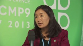COP19: Pasang Dolma Sherpa on relationship between forests and Nepalese indigenous people