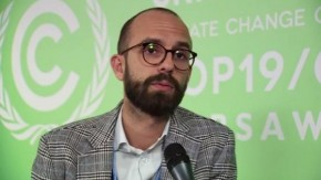 COP19: Piero Pelizzaro talks about the work of the Kyoto Club
