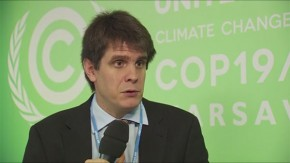 COP19: Sébastien Delahaye on ADB as 'catalyst for mobilising finance for adaptation'